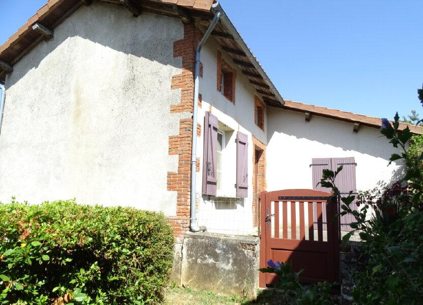 Maison à vendre 70m2 à Brigueuil