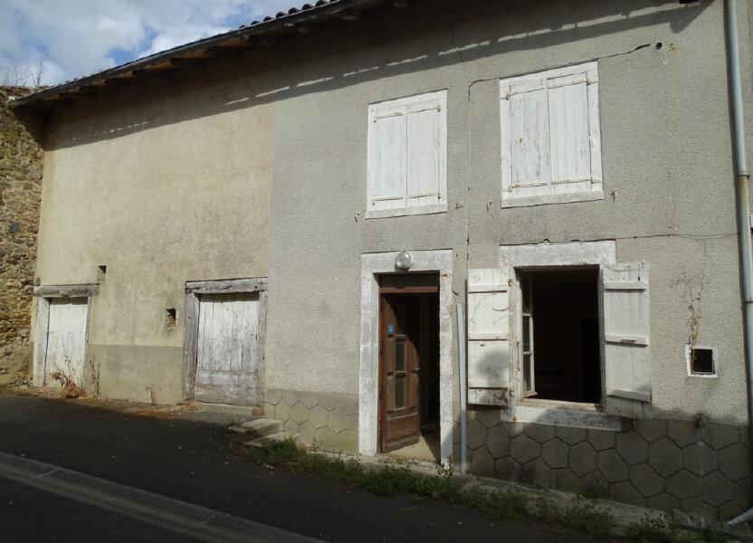 Maison à vendre 70m2 à Saillat-sur-Vienne
