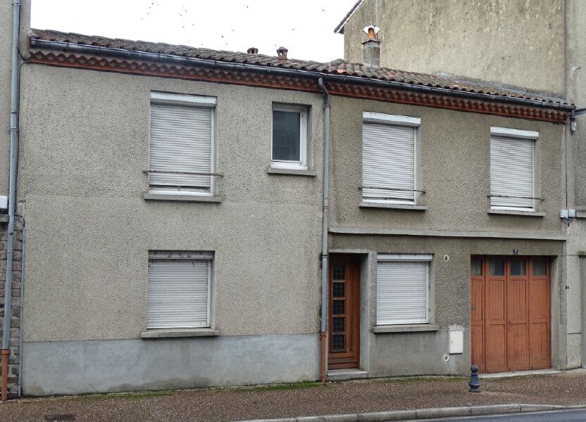 Maison à vendre 95m2 à Chabanais