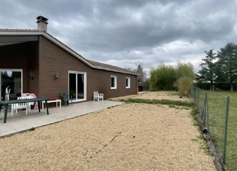 Maison à vendre 114m2 à Chassenon