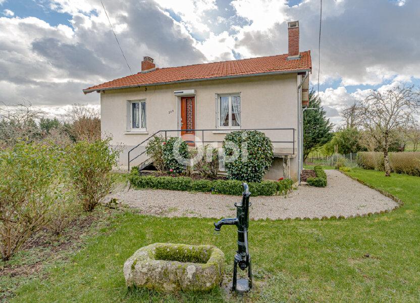 Maison à vendre 80m2 à Saint-Junien