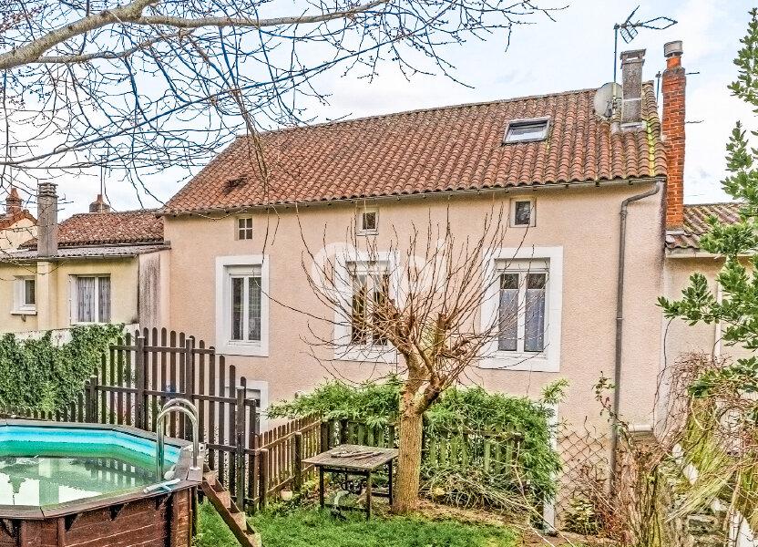 Maison à vendre 183m2 à Saint-Junien