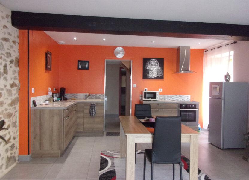 Maison à vendre 75m2 à Saint-Junien