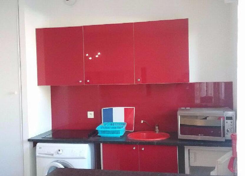 Appartement à louer 40m2 à Valenciennes