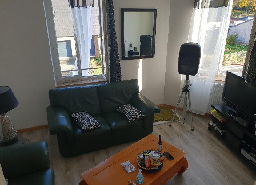 Maison à vendre 72.74m2 à Jeumont