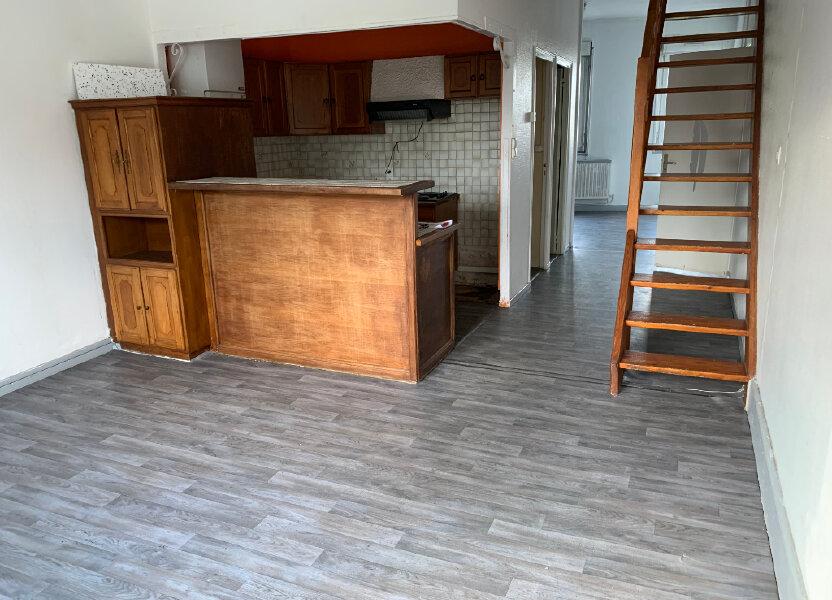 Appartement à louer 79m2 à Denain