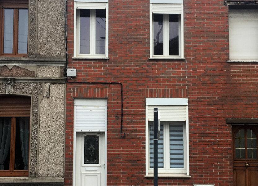 Maison à vendre 108m2 à Bruay-sur-l'Escaut