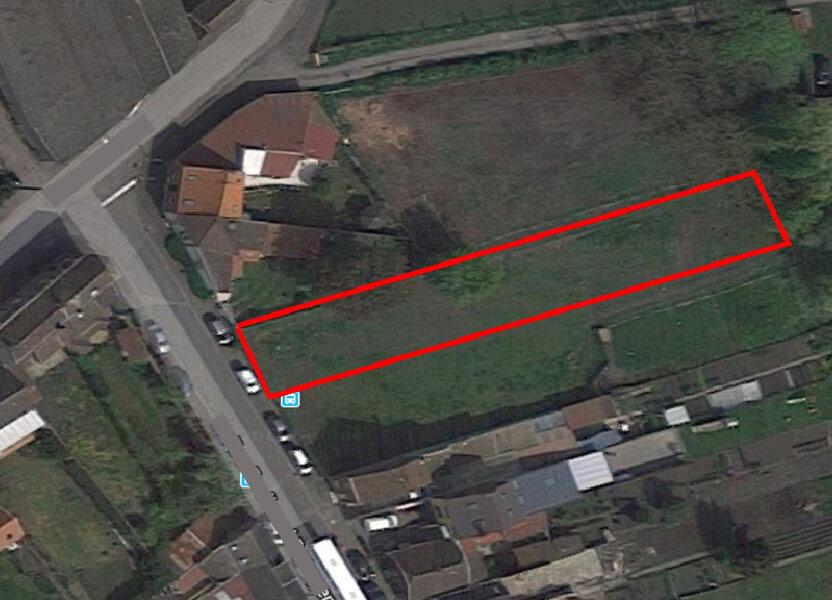Terrain à vendre 920m2 à Haveluy