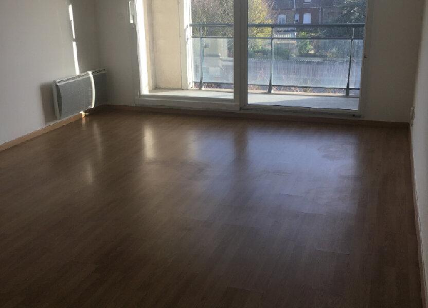 Appartement à louer 48.61m2 à Valenciennes