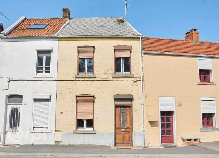 Maison à vendre 88m2 à Jeumont