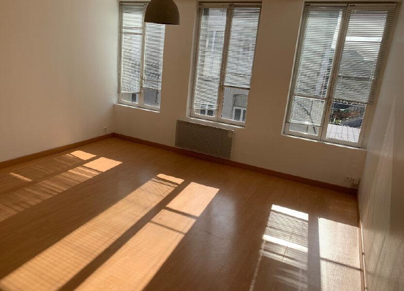 Appartement à louer 37.2m2 à Saint-Amand-les-Eaux