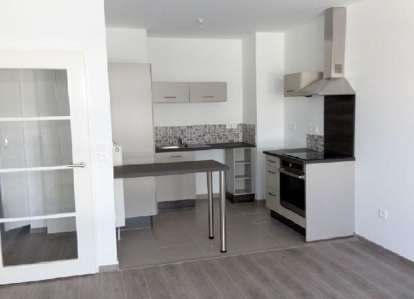 Appartement à louer 49.2m2 à Valenciennes
