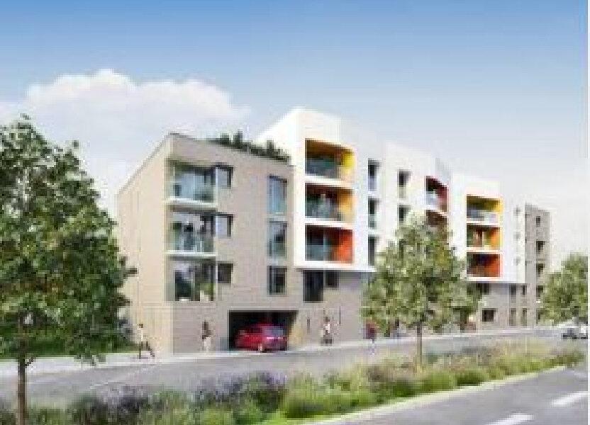 Appartement à louer 54.29m2 à Valenciennes