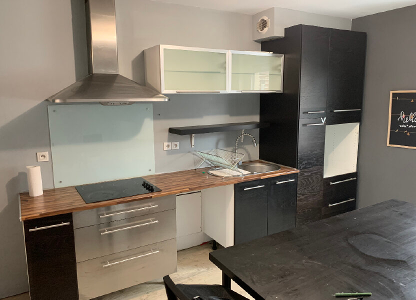 Appartement à louer 80m2 à Anzin