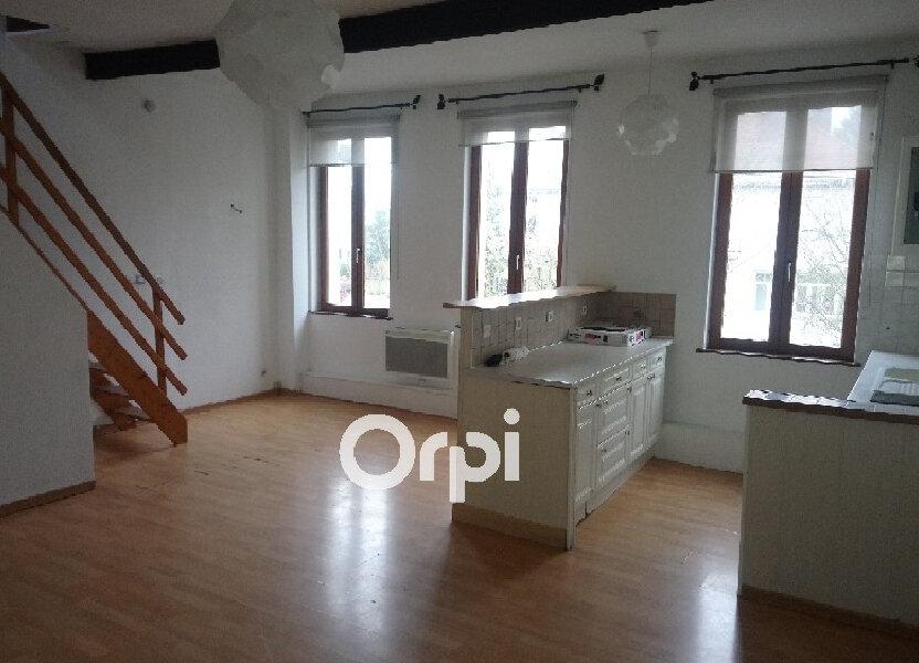 Appartement à louer 50m2 à Cambrai