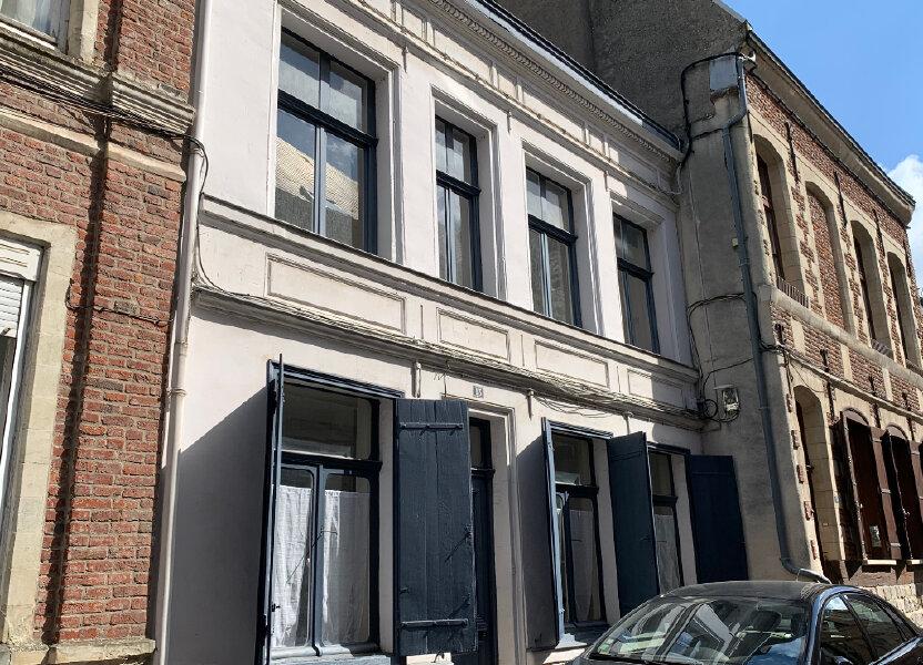 Maison à louer 119.95m2 à Valenciennes