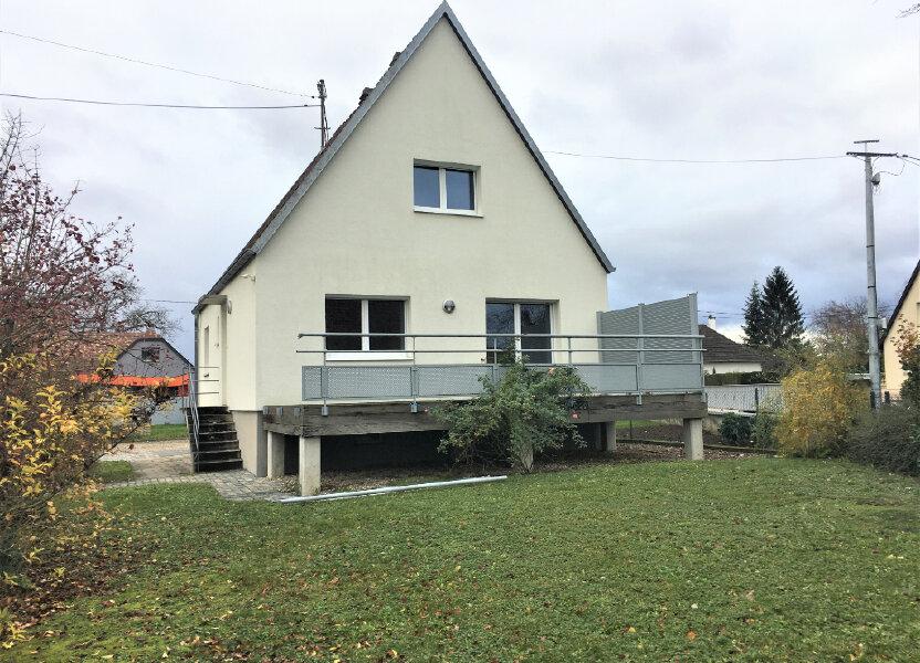 Maison à louer 110m2 à Plobsheim