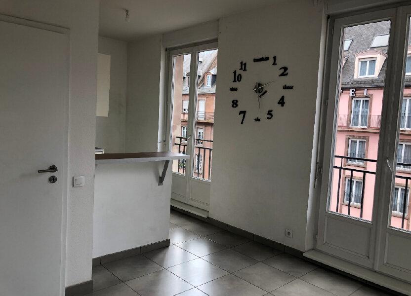 Appartement à louer 46m2 à Strasbourg