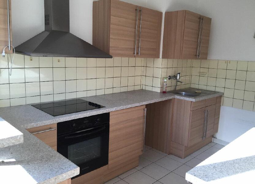 Appartement à louer 47.49m2 à Strasbourg