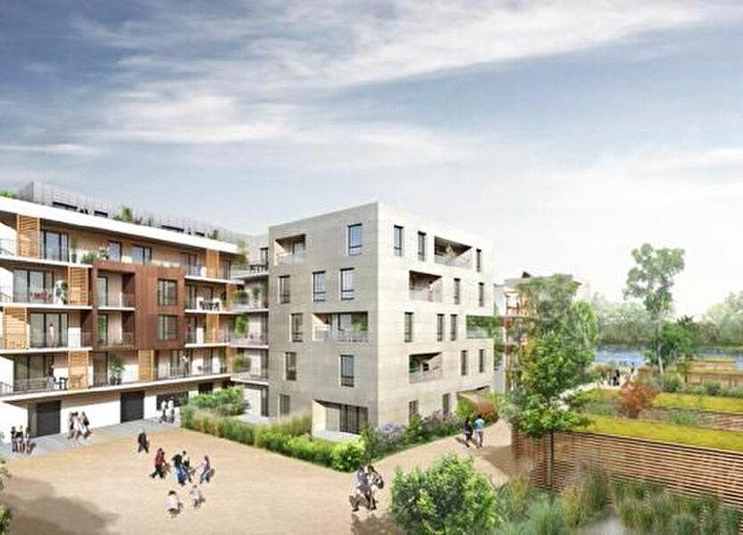 Appartement à louer 42.74m2 à Strasbourg