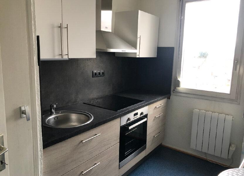 Appartement à louer 40.68m2 à Illkirch-Graffenstaden