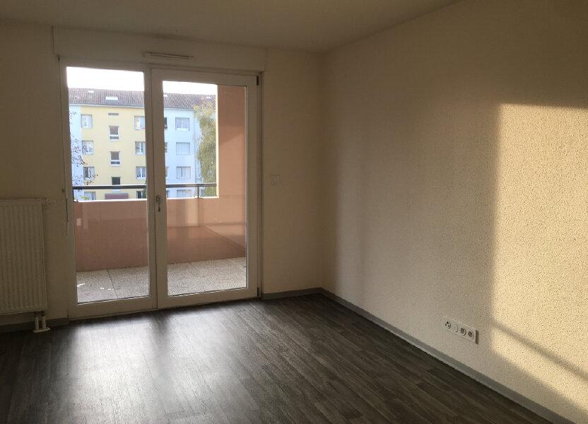 Appartement à louer 40.96m2 à Strasbourg
