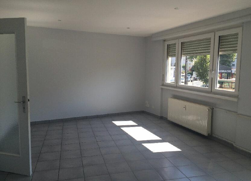 Appartement à louer 49.16m2 à Strasbourg