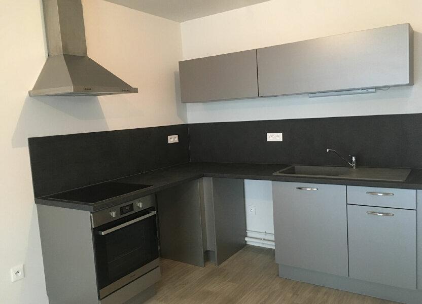 Appartement à louer 43.63m2 à Strasbourg