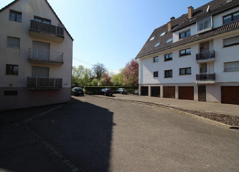 Stationnement à louer 0m2 à Strasbourg