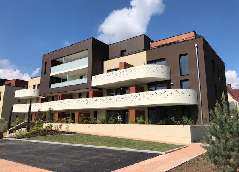Appartement à louer 64.15m2 à Obernai