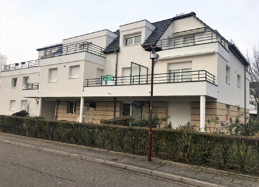 Appartement à louer 65m2 à Illkirch-Graffenstaden