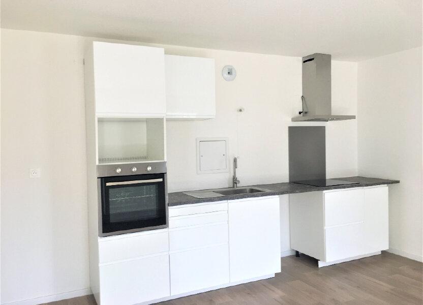 Appartement à louer 61.96m2 à Lingolsheim