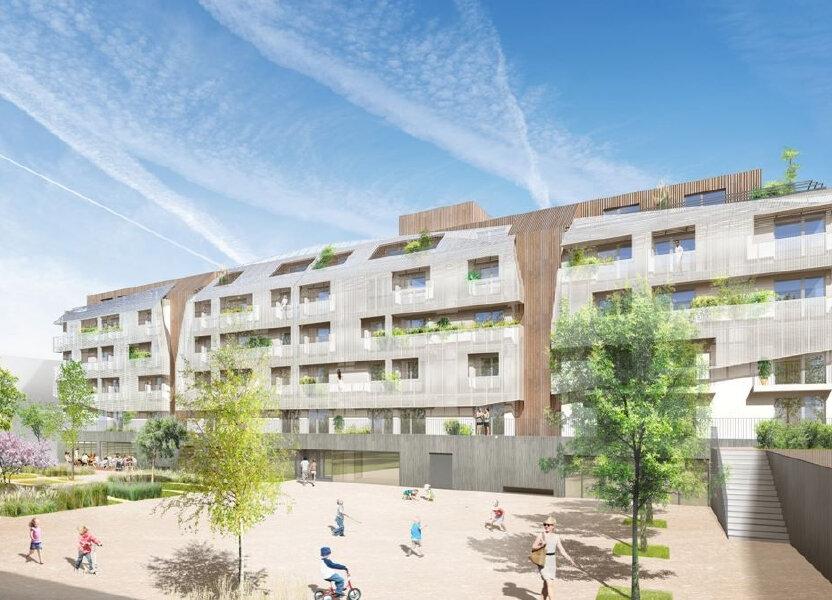 Appartement à louer 25.64m2 à Strasbourg