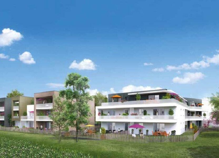 Appartement à louer 44m2 à Illkirch-Graffenstaden