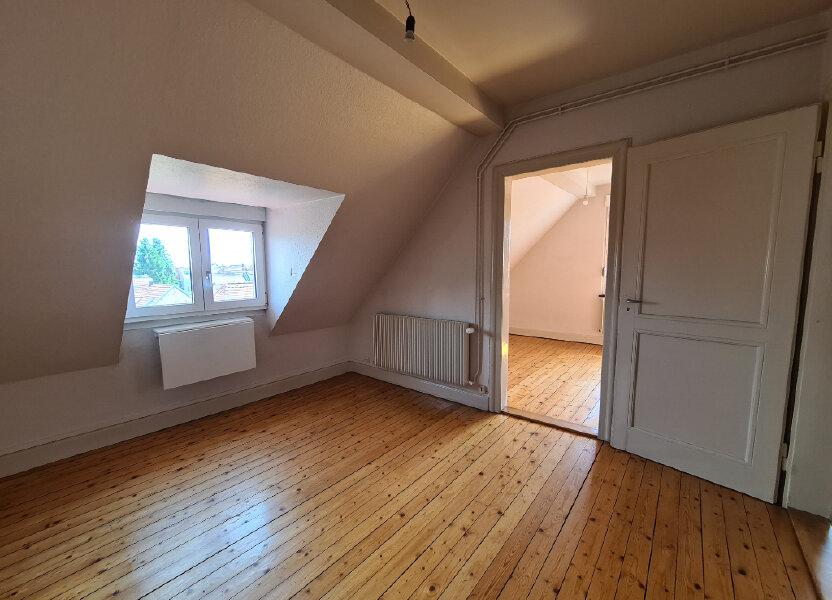 Appartement à louer 32.47m2 à Schiltigheim