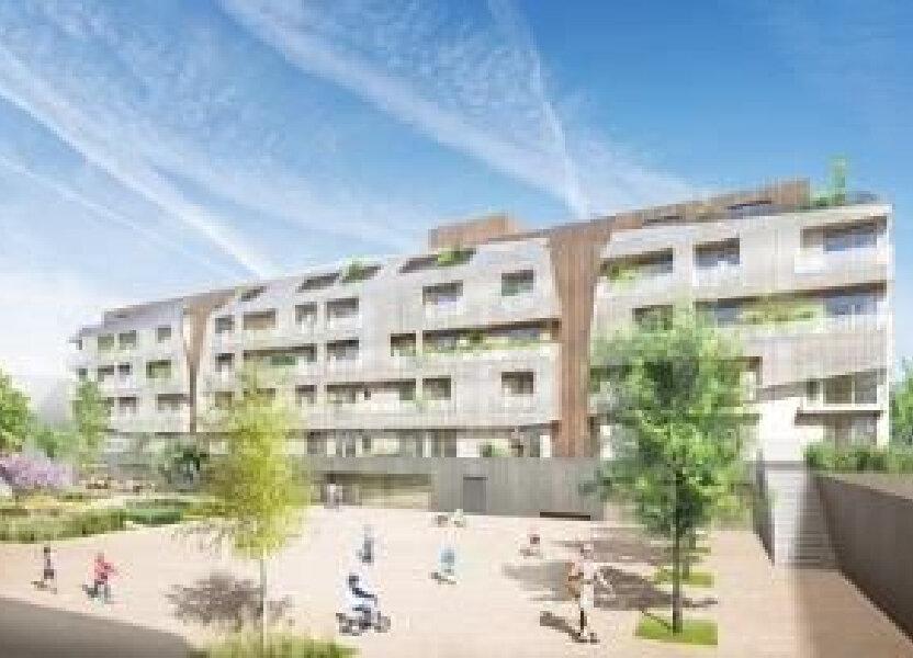 Appartement à louer 25.15m2 à Strasbourg