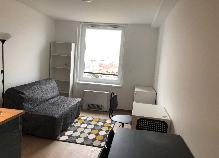 Appartement à louer 21.21m2 à Strasbourg