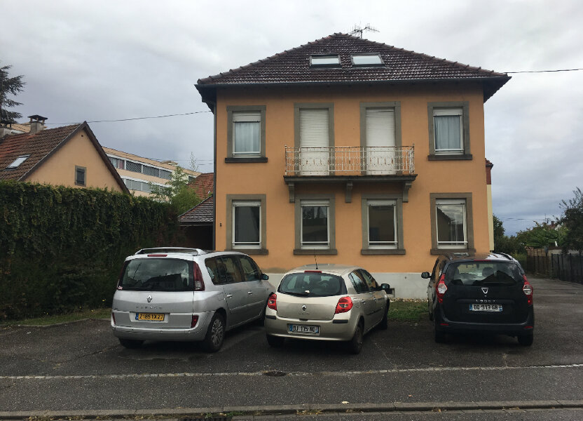 Appartement à louer 48m2 à Illkirch-Graffenstaden