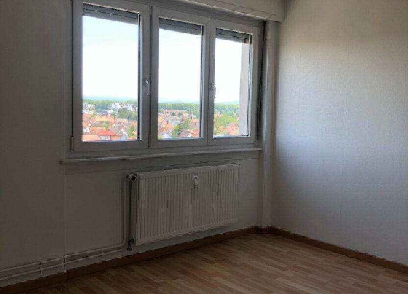 Appartement à louer 85.98m2 à Illkirch-Graffenstaden