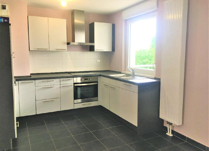Appartement à louer 59.84m2 à Bischheim