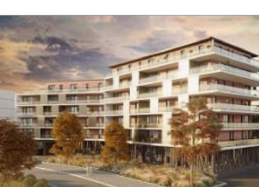 Appartement à louer 50.27m2 à Illkirch-Graffenstaden