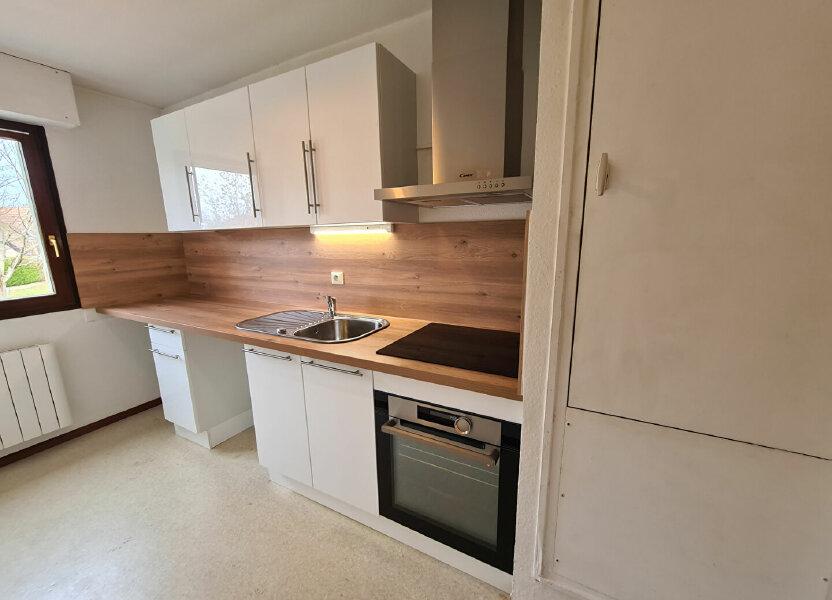 Appartement à louer 29m2 à Illkirch-Graffenstaden