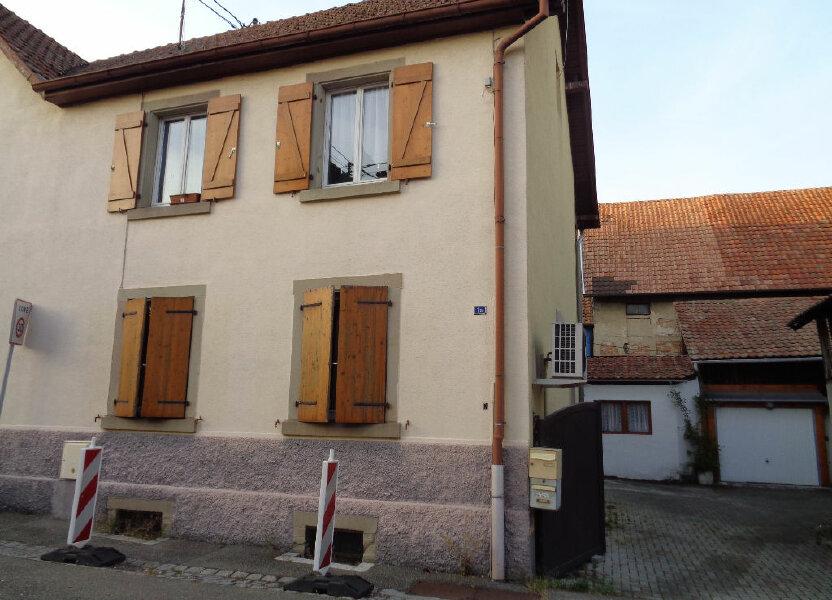 Appartement à louer 47.16m2 à Marckolsheim