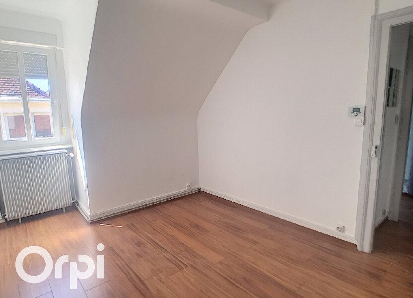 Appartement à louer 21.68m2 à Strasbourg