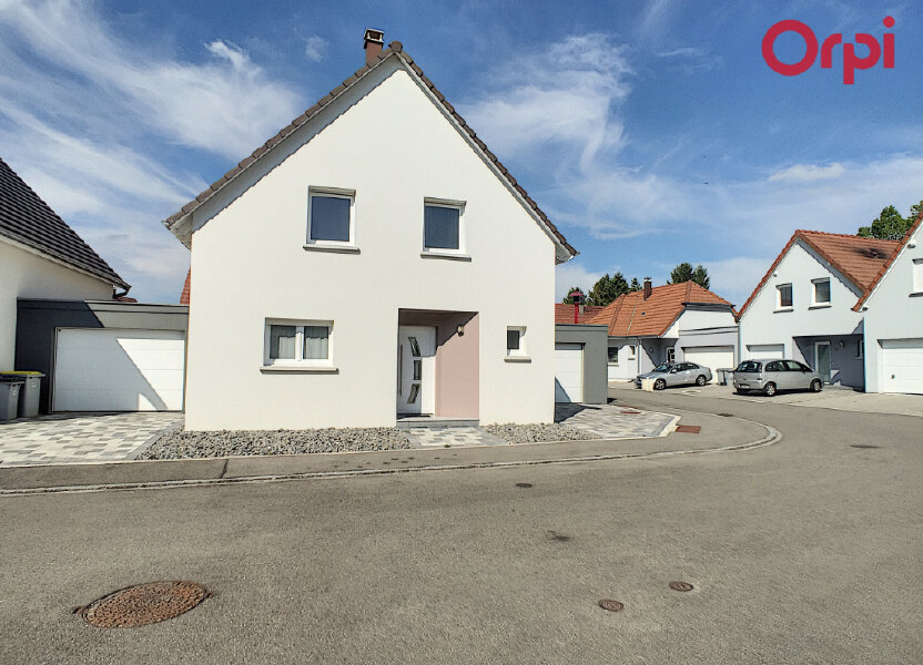 Maison à louer 115m2 à Boofzheim