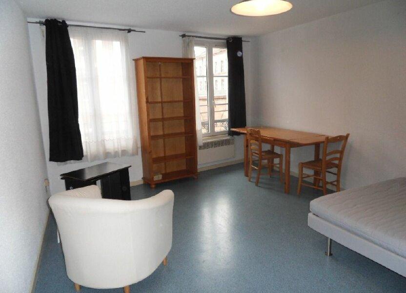 Appartement à louer 28.32m2 à Strasbourg