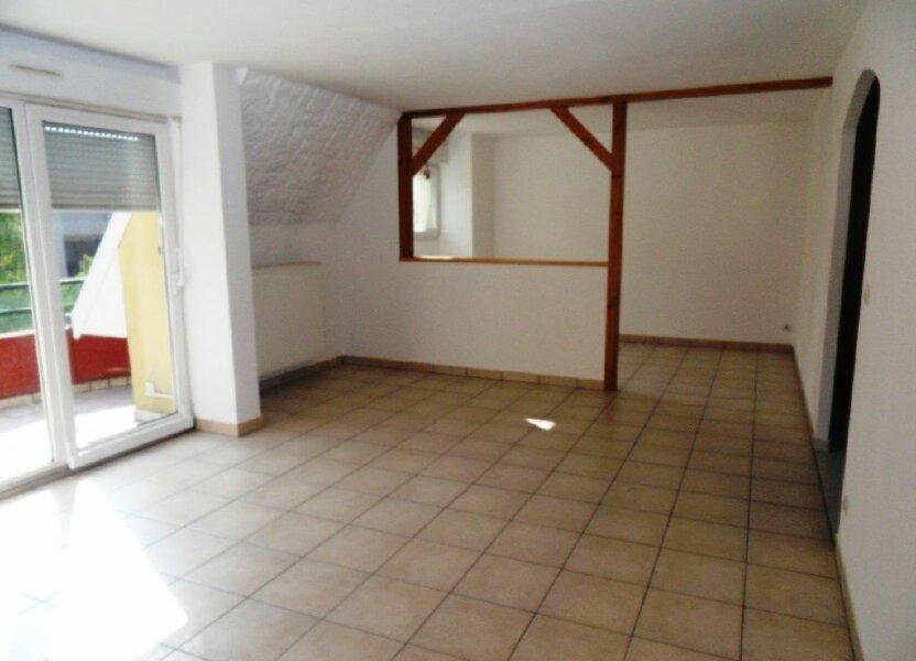 Appartement à louer 83.53m2 à Schiltigheim
