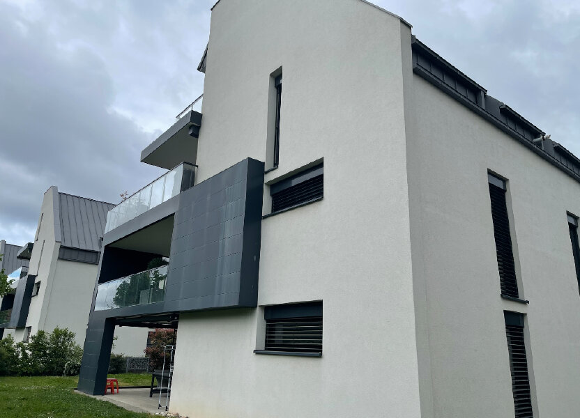 Appartement à louer 69.75m2 à Niederhausbergen