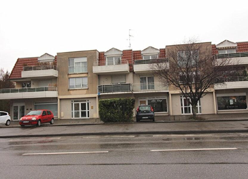 Appartement à louer 40m2 à Strasbourg