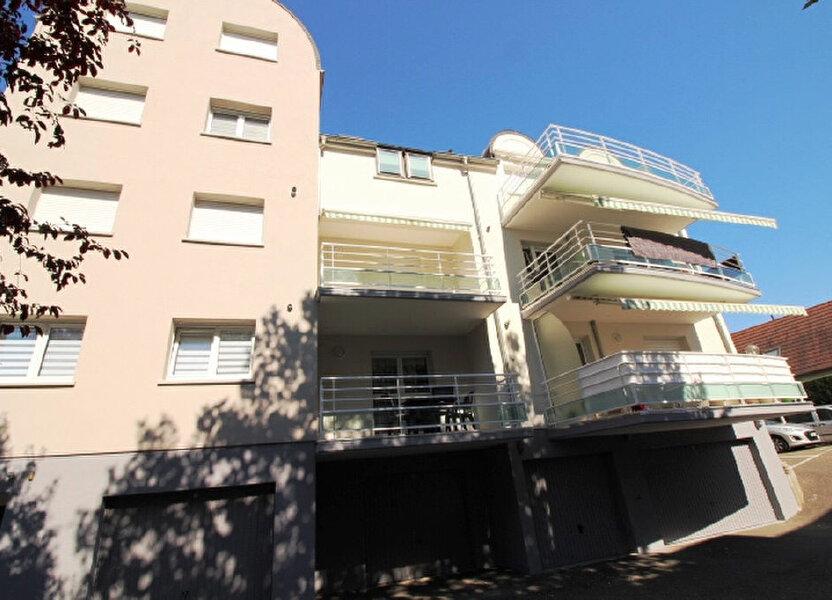 Appartement à louer 65.52m2 à Vendenheim